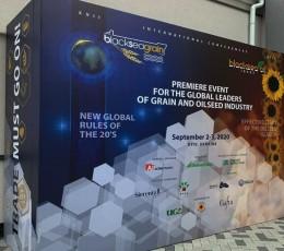 Global Ocean Link взяла участь у конференції Black Sea Grain & Black Sea Oil 2020