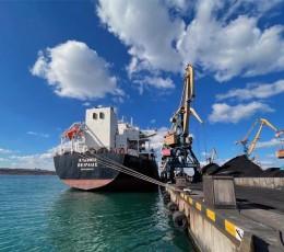 З початку року п'ятірка портів-лідерів України опрацювала майже 18 млн тонн вантажів