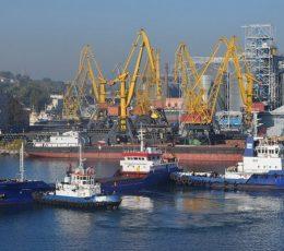 Одеський порт перевалив найбільший обсяг зернових за всю свою історію