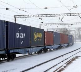 In 2018, Ukrzaliznytsia transported 334 963 large-capacity containers