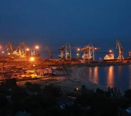 Українські порти зазнали збитків понад 1 млрд грн через дії РФ в Азовському морі