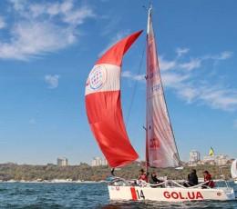 Призовий сезон Global Ocean Link в Odessa Racing Yacht Club Cup 2020