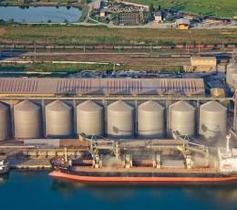 За 6 місяців 2019 року морські порти України збільшили вантажообіг на 13,2%
