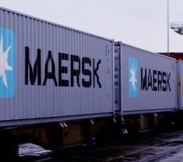 Global Ocean Link спільно з Maersk Line запустила залізничний сервіс у порт Гданськ