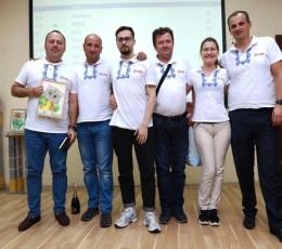 Команда «GOL» посіла 3-е місце в Бізнес-лізі Одеси з гри«Що? Де? Коли?»