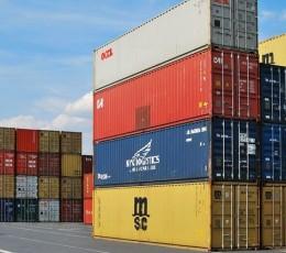 Вантажообіг контейнерних портів світу зростатиме в середньому на 2,5% на рік