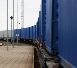 «Укрзалізниця» почала розробляти стратегію розвитку мультимодальних перевезень