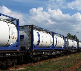 Global Ocean Link начала осуществлять грузоперевозки в танк-контейнерах по Европе