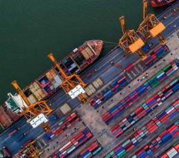 Завантаженість китайських портів наближається до рекордного рівня