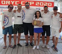 Екіпаж яхти iGOLka тріумфував на 2-му етапі Кубка Odessa Racing Yacht Club 2020