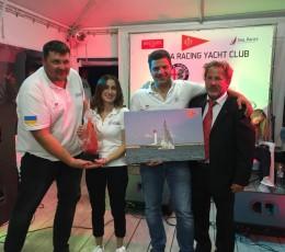 Підсумки Кубка Odessa Racing Yacht Club 2018: iGOLka займає друге місце