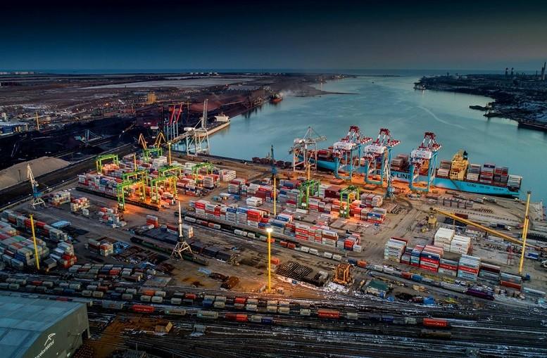 ukraine cargo turnover