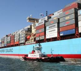 З початку поточного року ставки фрахту на судна-контейнеровози збільшилися в 4 рази