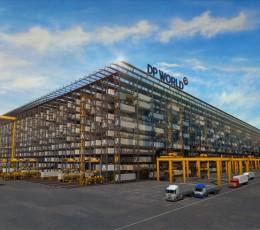 DP World створить iнтелектуальну систему зберiгання контейнерiв
