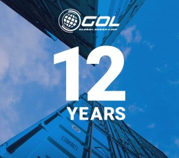 Global Ocean Link Company celebrates its 12th Birthday!
