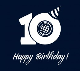 Global Ocean Link celebrates its 10th anniversary!
