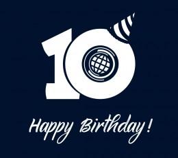Компанія Global Ocean Link відзначає ювілей – 10 років розвитку і руху вперед!