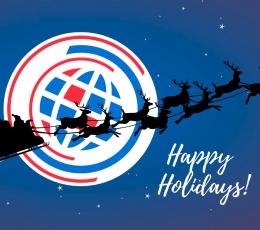 З наступаючим Новим Роком та Різдвом, дорогі наші клієнти та партнери!