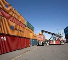 Одеська митниця збільшила кількість оформлень контейнерів до 45%