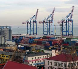 З початку 2018 року контейнерообіг портів України виріс на 16%