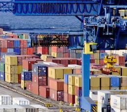Темпи зростання контейнерообігу в морпортах України перевищили світову динаміку в 4 рази