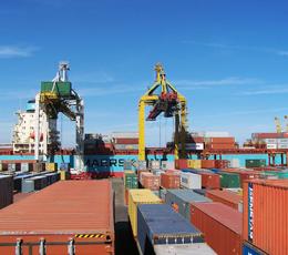 У I кварталі 2021 року вантажообіг морпортів України знизився на 20,5%