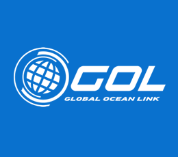 Naujas logotipas Global Ocean Link!