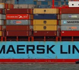 Maersk Line остаётся лидером по объёмам контейнерных перевозок через порты Украины