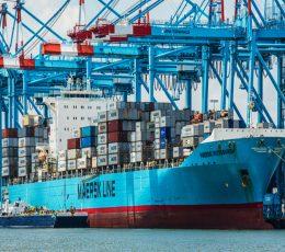 Глобальний обсяг контейнерних перевезень у III кварталі 2019 року знизився