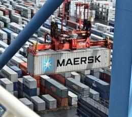 Maersk зробив постійним інтермодальний сервіс Азія – Північна Європа (AE19)