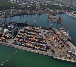 LLC Euroterminal has planned to build a container terminal in the port of Odessa