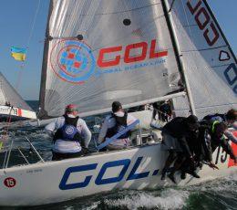 Триумфальный сезон Global Ocean Link в Кубке ORYC 2019