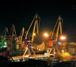 ТОП-5 морських портів України за вантажообігом у 2018 році