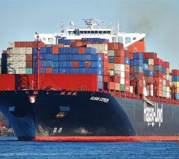 У 2020 році сукупна місткість світового контейнерного флоту збільшиться на 3,5%