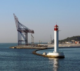 Since the beginning of 2021, the Port of Odesa has processed more than 165,000 TEU