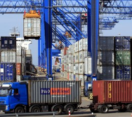 Since the beginning of 2019, Ukrainian seaports have increased cargo turnover by 3.4%