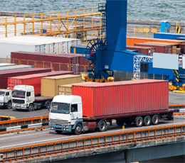 In October, the Port of Odessa set a new record for the processing of vehicles