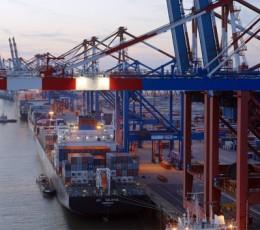 У 2018 році морські порти України перевалили понад 135 млн тонн вантажів