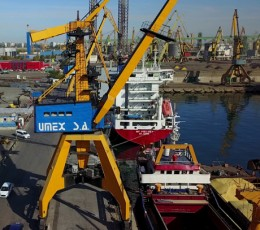 Global Ocean Link запустила новый трафик из Румынии в Венгрию