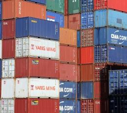Морпорти України встановили рекорд з перевалки контейнерів