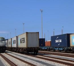 Между портами Одессы и Клайпеды будет курсировать регулярный контейнерный поезд