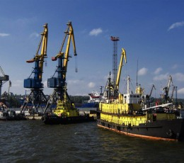 Sea ports of Ukraine continue to increase cargo handling