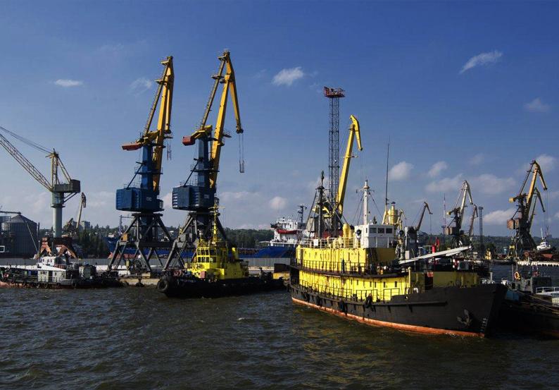 порт Украины