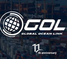 Global Ocean Link celebrates its 11th anniversary!