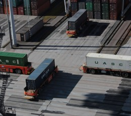 Global Ocean Link opens container terminal on Polish border